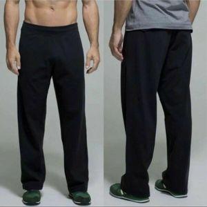 Lululemon Kung Fu Sweatpants Black Flap Pocket